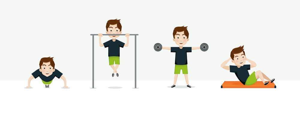 Strength-Training Exercise